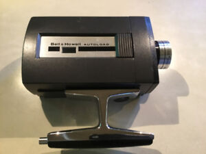 Bell and Howell Super 8 Camera with case