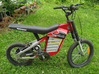 Mongoose Electric Motocross Bicycle
