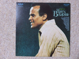 Harry Belafonte - This is Harry Belafonte - Vintage Vinyl 2 LPs