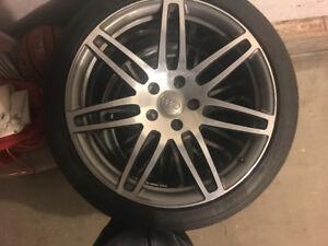 Audi Q7 Factory Rims