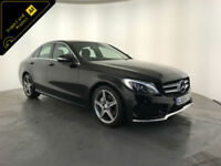 2014 64 MERCEDES-BENZ C220 AMG LINE BLUETEC AUTO 1 OWNER SERVICE HISTORY FINANCE