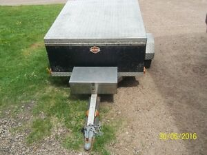 "Harley Davidson bike trailer 40""x48"""
