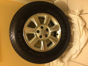 4 seasons Only 3 months Used Tires & Rims
