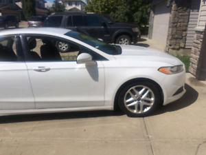 2016  Ford Fusion Ecoboost
