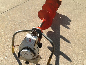 Ice auger (gas) Windsor Region Ontario image 4