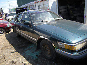 1994 Mercury Grand Marquis LS Berline
