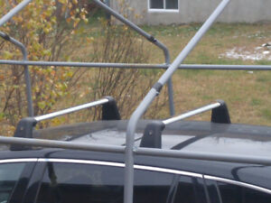 Barres de toit - roof rack mercedes R350 R-class R500
