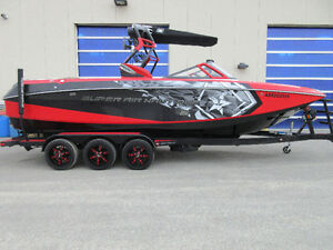 2015 Nautique Super Air G25 - Supercharged 550 only 126 hours!