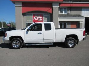 GMC Sierra 1500 4WD Ext Cab   Nevada Edition 2010