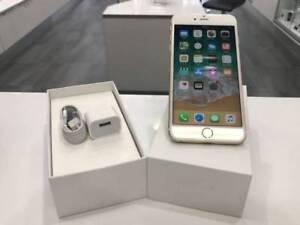 Original iPhone 6s 16gb Gold warranty tax invoice Bundall Gold Coast City Preview