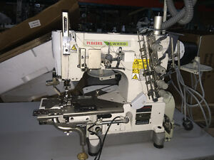 industrial sewing machine toronto