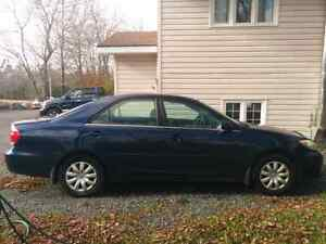 Toyota Camry Le  2005 Excellent Condition