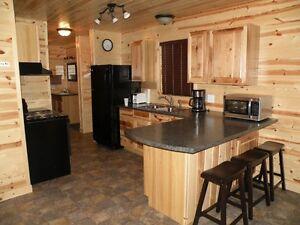 Cabins for rent - Estevan area