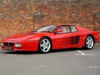 1993 Ferrari F512 TR 4.9 2dr - DEPOSIT TAKEN - SIMILAR REQUIRED Coupe Petrol Man