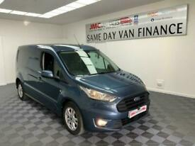 2018 68 FORD TRANSIT CONNECT 1.5 240 LIMITED TDCI 119 BHP DIESEL