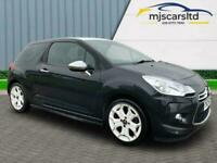 2011 Citroen DS3 HDI BLACK AND WHITE