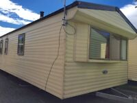 Static caravan for sale ocean edge holiday park Lancaster Morecambe sea views 12 month season