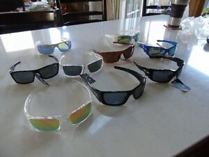 Label sunglasses, 7 Style`s of Oakley`s for Cool prices !!!