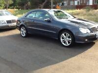 Mercedes ,320 clk,coupe,2002,advengard model