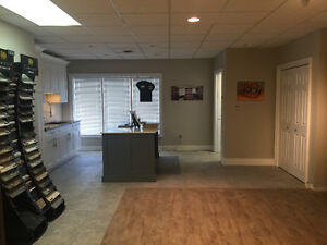 Commercial or Retail space available NOW!