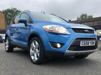 2008 FORD KUGA 2.0 TDCI 4X4 ZETEC * 10 MONTHS MOT + 2 PREVIOUS OWNERS *