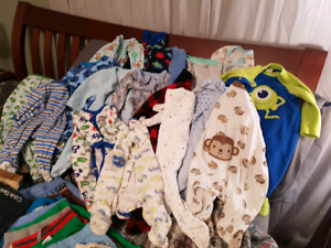 3 to 6 months boys clothing