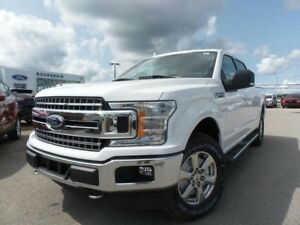 2018 Ford F-150 XLT 4X4 2.7L ECO 302A