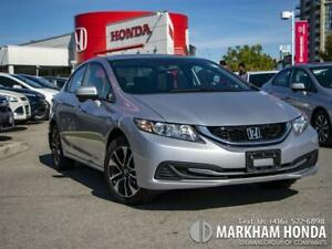 2014 Honda Civic EX - NO ACCIDENTS|SUNROOF|BRING IN YOUR TRADE|