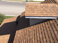 Affordable Roofing & fall eavestrough cleaning!