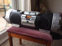 JVC RV-B99 Boombox, boomblaster, kaboom