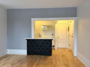 Beautiful condo style apt in the Byward Market with 2BR ,1 BA