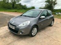 RENAULT CLIO 1.5 DCI i MUSIC 3 DR HATCHBACK *DIESEL * HISTORY *A/C * ALLOYS* *