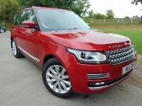 2014 Land Rover Range Rover 4.4 SDV8 Vogue SE 4dr Auto Pan Roof! 4 Zone Clima...