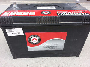 Commercial Truck battery