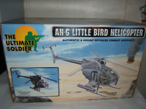 21 ST CENTURY TOYS ULTIMATE SOLDIER  1/6 SCALE LITTLE BIRD RC