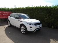 2012 Land Rover Range Rover Evoque 2.2 SD4 Dynamic 4x4 5dr