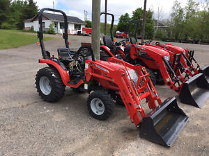 McCormick 24hp Tractor - BEST DEAL AROUND!!!