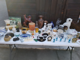 Various items for sale