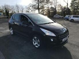 2011 Peugeot 3008 Crossover 1.6e-HDi ( 112bhp ) FAP EGC Sport Finance Available
