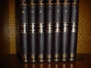 Encyclopedie Grolier Complete,Jeunesse,Pays&Nations, Grande