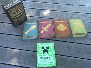 Minecraft Books Peterborough Peterborough Area image 1