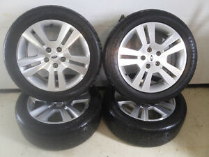 set of tires for ford fusion 2006