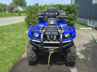 2002 Yamaha Grizzly 660 4x4 Qui La Chance