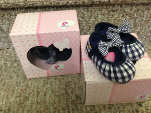 New! Pampili infant shoes size 2  Just reduced!