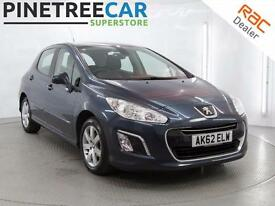 2012 PEUGEOT 308 1.6 HDi Active 5dr