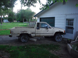 1987 Toyota Other Pickups Pickup Truck