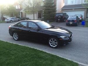 2014 BMW 3-Series Xdrive Sedan - Well Equipped- Lease takeover