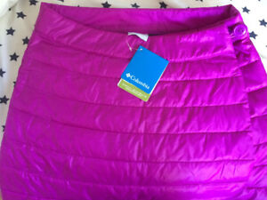 Columbia Girls Skirt Size 14/16 New with Tags