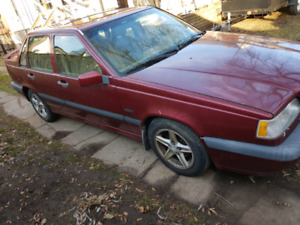 1997 Volvo 850 scrappers don't bother emailing!