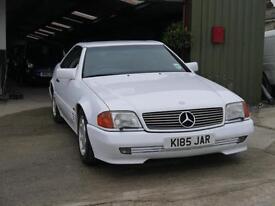 Mercedes-Benz 300 3.0 auto SL. CANDY WHITE. FANTASTIC CONDITION